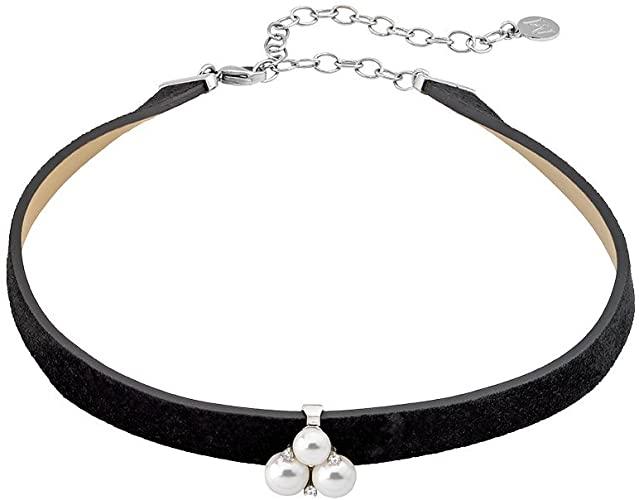 Majorica-Collar-Gargantilla-Mujer-con-tres-perlas