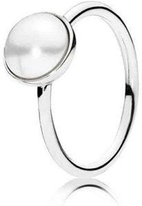 anillo-perla-pandora-plata